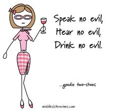 no evil here.