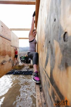 Tough Mudder: obstacle Just The Tip