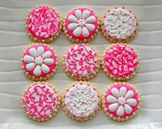 Mix n Match Girly Cookies - Serendipitous Sweets