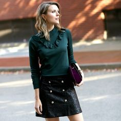 Penny Pincher Fashion: Coated Lace