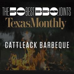 Todd David is joining us. Can't wait to taste some Cattleack BBQ on June 17, 2018!