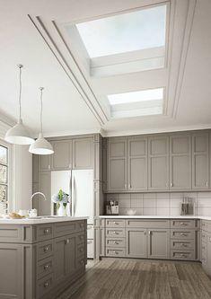 Παράθυρα Επίπεδης Οροφής ECO+ - Δομικά Πασίση Α.Ε. Kitchen Cabinets, Home Decor, Kitchen Cupboards, Homemade Home Decor, Decoration Home, Kitchen Shelves, Interior Decorating