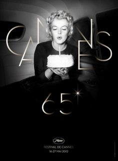 On the occasion of its 65th anniversary, the Festival de Cannes pays tribute to Marilyn Monroe, selected as the icon of the 2012 Festival.