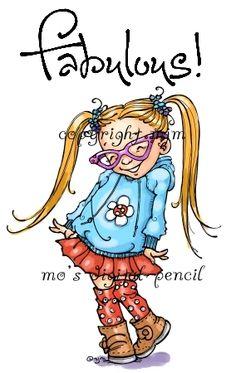 Mo's Digital Pencil - Fabulous!, $4.00 (http://www.mosdigitalpencil.com/fabulous/)