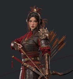 Female Character Design, Character Design Inspiration, Character Concept, Character Art, Zbrush Character, Dnd Characters, Fantasy Characters, Female Characters, Shao Jun