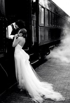 So in love with this picture. And the dress!