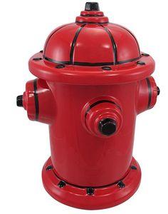 4. Fire Hydrant Ceramic Cookie Jar