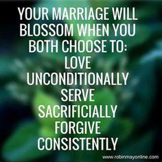 #MarriageMondays #Ibelieveinmarriage #Robinmayonline