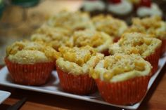 mac n cheese cupcakes