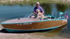 Glen-L Zip 14' outboard runabout