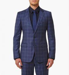Men's Suits | Tailored Wool & Dress Suits | Calibre