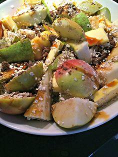 Ruokapankki: Omena-päärynäpaistos