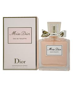 Look at this Christian Dior Miss Dior Eau de Toilette - Women on #zulily today!