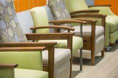 Haworth Health Environments NeoCon 2015 Showroom. Contact KAYHAN for a tour, or to inquire about any furniture. www.kayhan.com