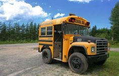 First time in my life I want to own the short bus.