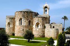 St. John's church, Byblos (Jbeil)