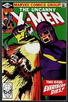 X-men (1963) #142 VF (8.5) Days of future past John Byrne art @ niftywarehouse.com