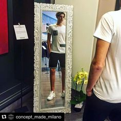 Completo MARQUIS AN'DOGE da Concept MADE!!!  #bermuda #black #tshirt #white #pocket #principedigalles Manuel Speranza   #concept #made #milano #marquisandoge #mood #look #fashion #man #like #fucktherest #mirror #fitting #summer #collection #follow #picoftheday #instadaily #bestoftheday #like4like