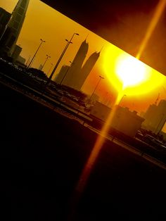 #sunset #Bahrein #magicworld #sunpower