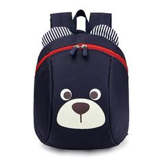 Aged 1-3 Toddler backpack Anti-lost kids baby bag cute animal dog children  backpacks kindergarten school bags mochila escolar 8a6cae0a4ddd3