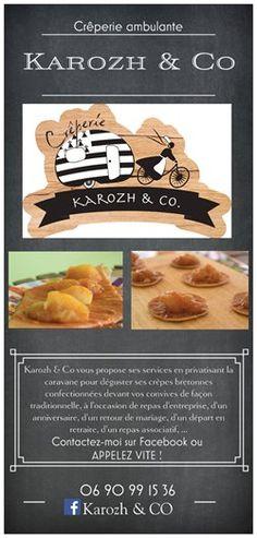 Banderoles Carte De Visite Voeux Cartes Camion Restaurant Portrait