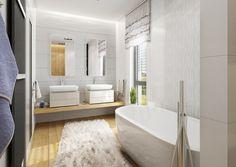 Koupelna z Porcelanosa Bathroom Inspiration, Alcove, Bathtub, Design, Standing Bath, Bathtubs, Bath Tube, Bath Tub