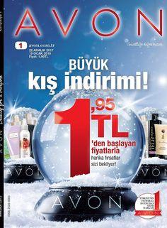 AVON'UN RENKLİ DÜNYASINI KEŞFET!