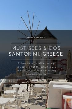 Travel Guide to Sant Travel Guide to Santorini Greece Greece Honeymoon, Greece Vacation, Greece Travel, Vacation Destinations, Vacation Trips, Vacation Spots, Santorini Island, Santorini Greece, Santorini Travel