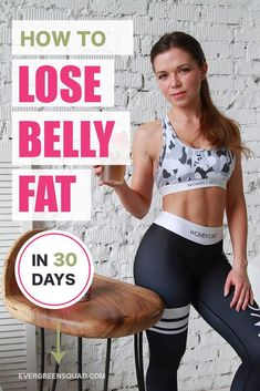 This method will help you to lose stubborn belly fat and finally get lean abs Workouts For Teens, Ab Workouts, Exercises, Small Waist Workout, Slim Waist Workout, Best Ab Workout, Ab Workout At Home, Belly Fat Diet Plan, Love Handle Workout