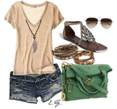 Wish   Cute Summer Outfit