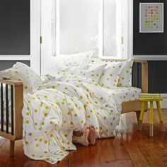 Quilt Cover Set In Lotta from Sheets on the Line