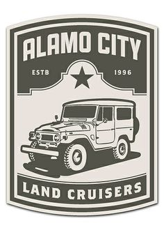 Alamo City Land Cruiser Club logo | Flickr - Photo Sharing!