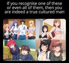 Anime Henti, Yandere Anime, Otaku Anime, Anime Naruto, Anime Meme, Kawaii Anime, Funny Baby Memes, Some Funny Jokes, Really Funny Memes