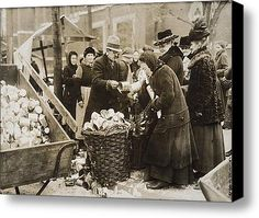 By 1923 it took 4.2 trillion German marks to buy one American dollar. German paper money was only useful for kindling wood. the picture shows people just throwing money away.