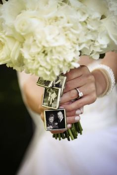 bridal bouquet heirloom photos brooch medals brides of adelaide magazine