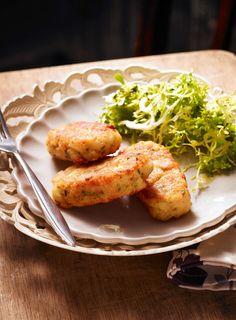 Käsestangerl mit Blattsalat I © GUSTO / Dieter Brasch I www.gusto.at