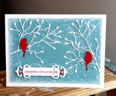 Holiday Joy by KarenRI - Cards and Paper Crafts at Splitcoaststampers