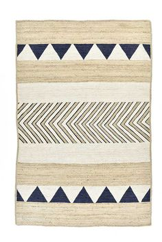 Tapis en jute Elitis                                                                                                                                                                                 Plus