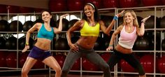 Lifetime Fitness group fitness classes rock!!!