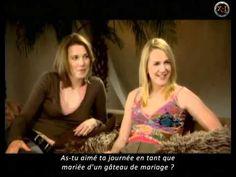 Lucy Lawless & Reneé O'Connor 2/5 - Coffee Talk 3 (VOSTFR)  http://www.xena-immortal.com