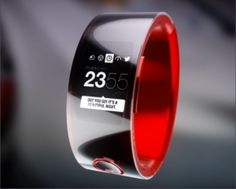 The Nissan Nismo watch.  Connects the driver to the car like never before.