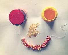 How to make a seed bracelet/necklace! http://www.organicgypsy.co.za