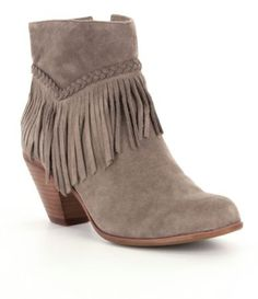 Shop for Gianni Bini Fay Fringe Booties at Dillards.com. Visit Dillards.com to find clothing, accessories, shoes, cosmetics & more. The Style of Your Life.