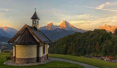 Kapelle der Seligpreisung am Mitterweinfeld
