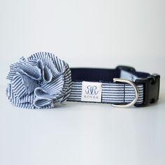 Bay Bow Flower Collar