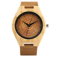 Natural Tree Rings Design Bamboo Wood Unisex Watches Price: US $27.58 & FREE Shipping 🤔 🤔🤔 Curious about eco-friendly products? 🌿🐼🐾 Want to make a difference? 💃🕺😺 Then be part of the solution 💚✅🌌 don't be part of the problem 💩⚡📴 #zerowaste #sustainable #noplastic #eco #ecofriendly #reusable #plasticfreejuly #vegan #sustainableliving #reuse #gogreen #zerowastehome #sustainability #environment #stasherbag #nowaste #zerowastelifestyle #plantbased #recycle #plasticpollution… Wooden Watches For Men, Vintage Watches, Simple Watches, Casual Watches, Leather Wristbands, No Plastic, Black Rings, Stainless Steel Watch, Wood Watch