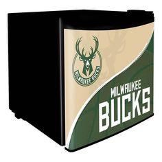 Milwaukee Bucks Dorm Room Mini-Fridge