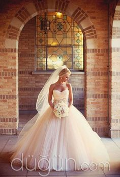 Cheap bridal gown, Buy Quality wedding gowns directly from China wedding dress bridal gown Suppliers: 2017 New Arrival Ball Gown Sweetheart Neck Tulle Wedding Dresses Bridal Gowns vestido de noiva foto Wedding Gowns Princess Wedding Dresses, Dream Wedding Dresses, Wedding Gowns, Cinderella Wedding, Ivory Wedding, Tulle Wedding, Modest Wedding, Elegant Wedding, Wedding Bride