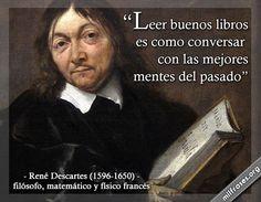 ⚜ Filosofía para amantes de la sabiduría... René Descartes, filósofo matemático y físico frances