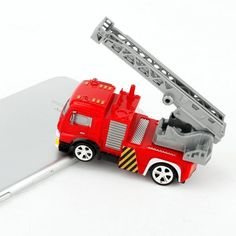 Children RC Toy Cars Light rechargeable mini remote control fire truck